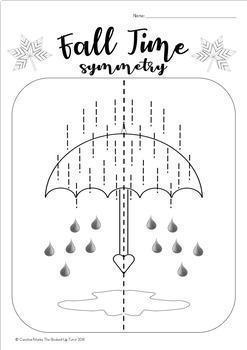 SYMMETRY {WORKSHEETS} {symmetry drawing}