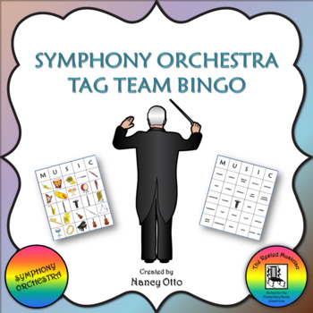 Symphony Orchestra Tag Team Bingo
