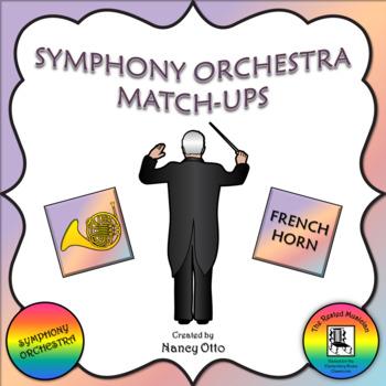Symphony Orchestra Match-Ups