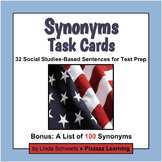 SYNONYM TASK CARDS