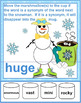 SYNONYMS - Silly Snowman Synonyms