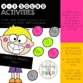 SYNTHETIC PHONICS PART ONE ALPHABET PACK
