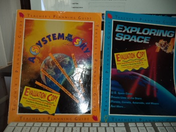 SYSTEM IN THE SKY EXP SPACE   (SET OF 2)