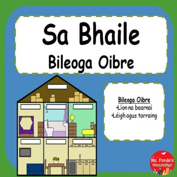 Gaeilge Worksheets Resources Lesson Plans Teachers Pay Teachers