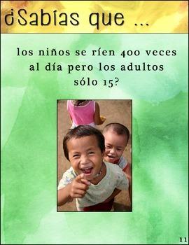 """¿Sabías Que...?"" – Original Spanish Book of Interesting Facts"