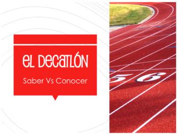 Saber Vs Conocer Decathlon