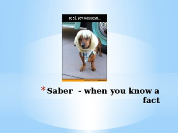 Saber and Conocer Memes