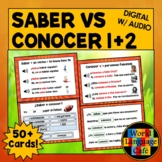 Saber and Conocer, Distance Learning, Saber vs. Conocer Di