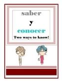 Saber and Conocer: Sam and Caroline