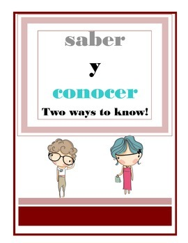 Saber and Conocer: Sam and Caroline