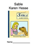 Sable Guided Reading Unit