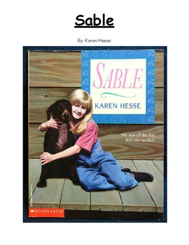 Sable Reading Packet