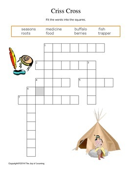 Sacagawea Activity Fun