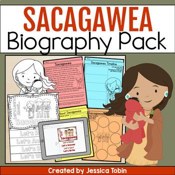 Sacagawea Biography Pack