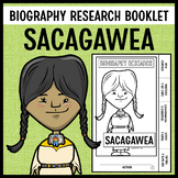 Sacagawea Biography Research Booklet