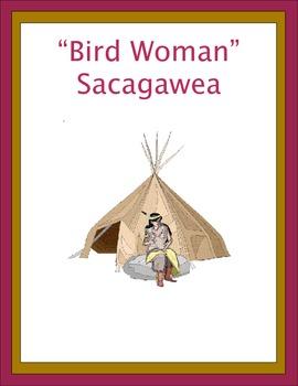Sacagawea - Bird Woman Thematic Unit