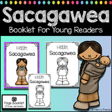Sacagawea Booklet for Young Readers - Women's History Biography