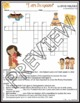 Sacagawea Crossword Puzzle and Word Search Find Activities Brad Meltzer Book
