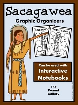 Sacagawea Graphic Organizers