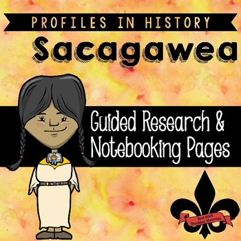 Sacagawea Guided Research Activity