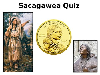 Lewis and Clark and Sacagawea History and Quiz