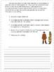 Sacagawea--Writing Prompt-Jouneys Grade 4-Lesson 20