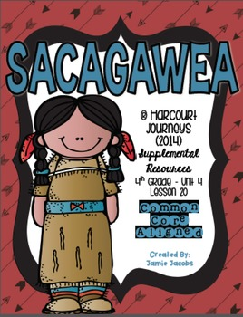 Sacagawea (4th Gr. - Supplemental Materials)
