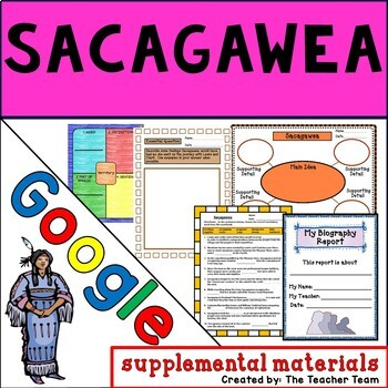 Sacagawea Journeys 4th Grade Unit 4 Lesson 20 Google Drive Resource