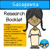 Sacagawea-Historical Figure Research Booklet