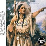 Sacagawea Scavenger Hunt PebbleGo