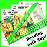 Sacagawea Sequence of Events Reading Passage and Worksheet