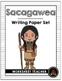Sacagawea Writing Paper Set