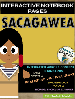 Sacagawea's Interactive Notebook Pages