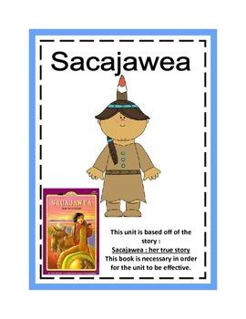 """Sacajawea: Her True Story"""
