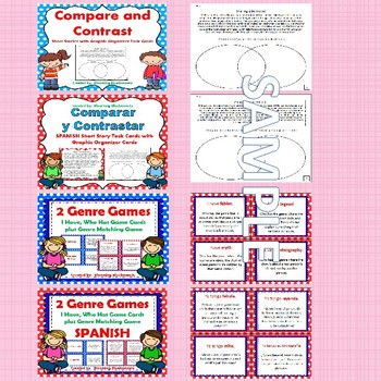 Sacando Conclusiones-Inferencia-Idea Principal-Resumen-Dual Language- Bundle