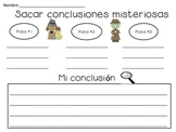 Sacar conclusiones/ drawing conclusions