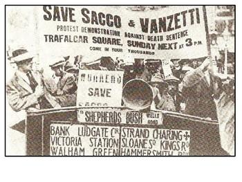 Sacco and Vanzetti Source Analysis Activity