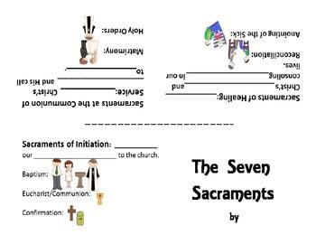 Sacrament and Religious Symbols Unit