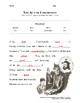 Sacrament of Penance Worksheets