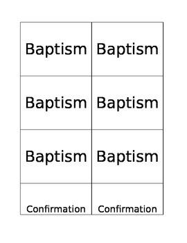 Sacraments Review