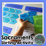 Sacraments - Sorting Activity