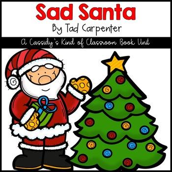 Sad Santa Book Unit