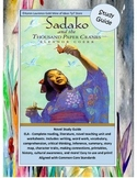 Sadako and the Thousand Paper Cranes ELA Reading Novel Study Guide