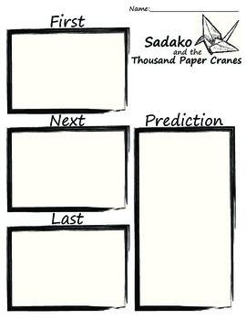 Sadako and the Thousand Paper Cranes- Event Sequencing and Prediction Organizer