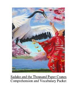 Sadako and the Thousand Paper Cranes Guided Reading Unit Level R