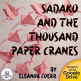 Sadako and the Thousand Paper Cranes Novel Study Book Unit