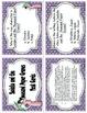 Sadako and the Thousand Paper Cranes Task Cards (CC Aligned)