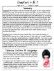 Sadako & the Thousand Paper Cranes Student & Teacher Guides - CCSS Aligned!