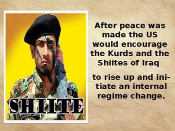 Saddam's Iraq - Second Gulf War - part 2