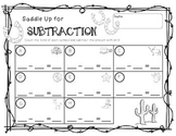 Saddle Up Addition & Subraction